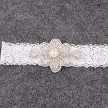 wholesale New Lace and Rhinestone Headband for hair Girl Flower Girl Headband Fancy Headband Bridal headband 120pc