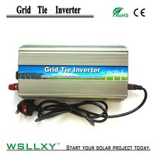 INVERTER ,1000W MPPT Grid Tie Solar Inverter 20-45V DC to AC 90-140V On Grid Inverters Pure Sine Wave for 1250W 24V Solar Panel