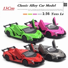 Die cast car model, 1:36, (TY8892) Alloy Lambourg Car Model, Toys Car model, Toys Vehicles 12.5CM