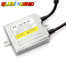 Buy 1pc AC 12V 35W Xenon Ballast Fast bright F3 Digital Conversion Ballast H4 H7 H1 H3 H8 H9 H11 9005 9006 881 Hid Ballast for $15.19 in AliExpress store