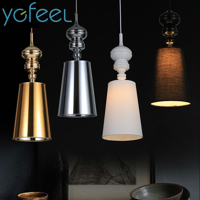 [YGFEEL] Dining Room Pendant Lights Modern Simplicity European Style Living Room Decorative Lamp Study Room Lighting E27 Holder<br>