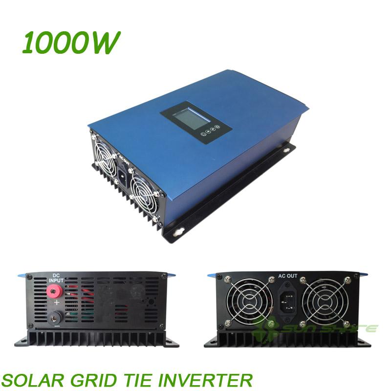 SUN-1000G2-LCD 1000w grid tie inverter