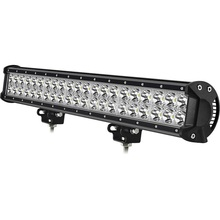 Buy 19.9Inch led offroad light led car ramp126W Led Lihgt Bar Offroad Boat Car Tractor Truck 4x4 SUV ATV 9~32V LED Driving Light for $64.61 in AliExpress store