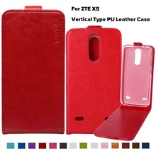 PU Leather Flip Mobile Phone Case For ZTE Blade X5 D3 X9 V5 L5 Plus S6 G Lux Q7 Z5S Z9 Z7 Mini Max A452 V7 Lite A2 Holster Cover