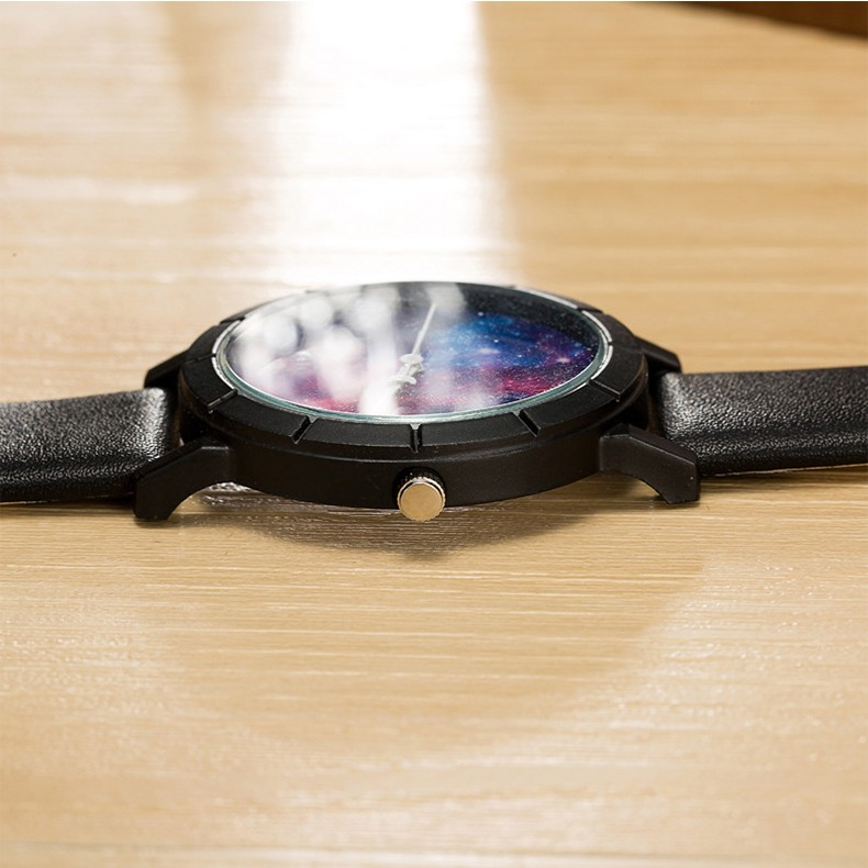 Romantic Starry Sky Fashion Watch Product Image