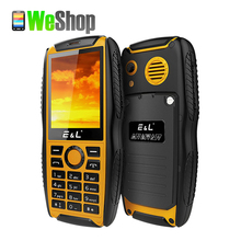 E&L S200 Waterproof Shockproof Ip68 Phone Keypad Mobile Phone Unlocked Cell Phones GSM Keyboard Mini Key Telephone Rugged Phone(China)