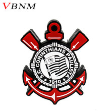 VBNM Cartoon Brazil Corinthians Badge USB 2.0 Memory flash stick football club pendrive Genuine 4gb/8gb/16gb/32gb gifts