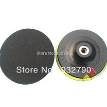 2pc New Angle Grinder Polisher Bonnet Pad Sanding Wheels Polishing Pads Disk Buffing Pad Cleaner Adhesive Disc Axle Diameter M16(China)