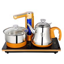 Fully automatic upper water Electric tea set with electric(China)