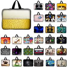 Laptop Computer Cover Case Sleeve Notebook Bag For HP Asus lenovo Acer 7.9 10.1 11.6 12 13.3 14.4 15.4 15.6 17 inch #R