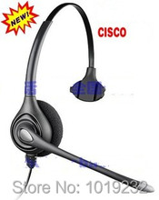 Free Shipping Headset Headphone for Cisco Ip Telephone 7940 7941 7942 7945 7970 7960 7961 7962 7970 7971 7975 6911 8941 8945(China)