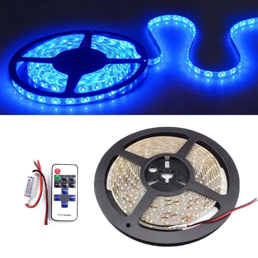 For Boat Car LED Strips Wireless Remote Control System