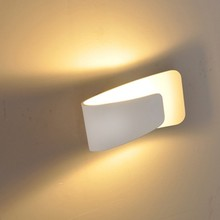 Led Lamp 5W Modern Wall lamps Irregular Shape High Quality 5W Indoor Household Living/ Bed Room Led Aluminum Wall light