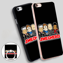Red Dwarf Soft TPU Silicone Phone Case Cover for iPhone 5 SE 5S 6 6S 7 Plus