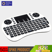 2.4G Wireless Keyboard Handheld Wireless Keyboards with Touchpad Fly Air Mouse Mice for PC Notebook Android TV Box Computer