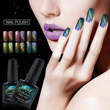 Elite99 Chameleon Cat's Eye Gel Polish Soak Off UV Gel Need Magnet to Effect Amazing Color Changing UV Color Gel 10ml