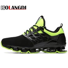 Buy Bolangdi Big Size 36-44 Men Women Running Shoes Outdoor Breathable Jogging Sport blade Shoes Men's krasovki Walking Sneakers for $25.92 in AliExpress store