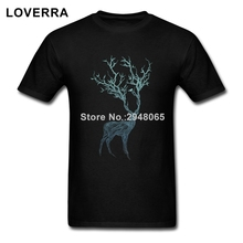 Blue Deer Men T-Shirt Summer O-Neck Tees Cotton Crossfit TShirt Man Short Sleeve Fitness Super Size Brand Clothing For Youth