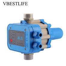 220V Pump Controller Switch Automatic Electric Electronic Switch Control Water Pump Pressure Controller Hot Sale(China)