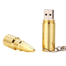free shipping promotional gifts 8GB usb 2.0 memory stick cool fashion unique design metal keychain bullet style usb flash drive