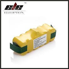 Eleoption 14.4V 3500mAh Ni-MH Battery for iRobot Roomba Vacuum Cleaner for 500 560 530 510 562 550 570 581 610 650 790 780 532 7