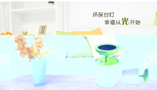 Pot lamp creative Home Furnishing Himin Solar energy product gift will be sent to light holiday gifts
