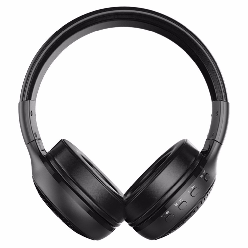 ZEALOT B19 Wireless Headset Bluetooth Head Wear High Fidelity Stereo Headphones Earphones Built-in Mic Phone Calls  -  JYY's online shopping store