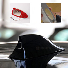 Car Shark Fin Antenna With blank radio signal For AUDI A1 A3 A4 A5 A6 A7 A8 Q3 Q5 auto accessories(China)