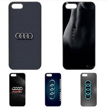 Unique Audi Car Logo Originality Phone Case Personality Shell For Samsung Galaxy A3 A5 A7 A8 J1 J5 J7 2016 2017 A300 A500 A700