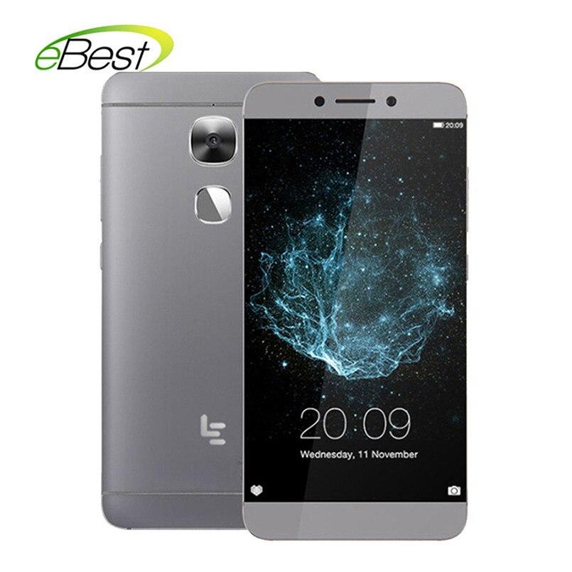 "Global Version Letv LeEco Le 2 X526 Smartphone 5.5"" FHD 3GB 32/64GB Snapdragon 652 Octa Core Dual 16MP Fingerprint Mobile Phone"