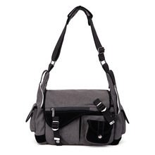 Buy Canvas Waterproof Shoulder bag Mini Portable Messenger Bag SLR Camera Bag Multifunction Waist Bag Sony,Nikon,Canon,Universal for $108.36 in AliExpress store