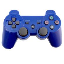 4 way button 2.4GHz For Sony Playstation 3 2.4GHz Wireless Bluetooth Gamepad Joystick For PS3 Controller Controls Game Gamepad