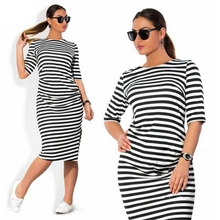 WJ Summer/Autumn Big Sizes Women Sexy Dress Ladies Bodycon Slim Half Sleeve Bandage Dresses Evening Party Vestidos Plus Size