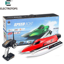 ET RC Boat WLToys WL915 2.4GHz 45km/h Radio Control High Speed RC Remote Control Speed Boat Max Power RCToys For Child(China)