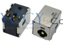 1x New Power DC Jack Connector Socket fit for HP DV6000 DV9000 V6000 F500 F700 1.65mm(China)