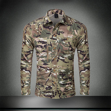 POINT BREAK OUTDOOR MC08 Tactical camouflage QuickDrying shirt