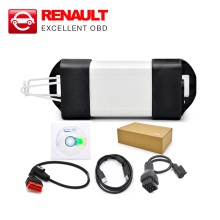 V153 For Renault Can Clip OBD2 professional Diagnostic Interface OBDII scan too For Renault DHL free(China)