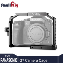 SmallRig DSLR Camera Cage for Panasonic Lumix DMC-G7 with HDMI Cable Clamp G7 Form Fitting Cage --1779(China)