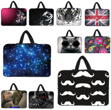 "Notebook Fashion Cases For Dell Alienware M17x 17.3"" 17.4"" Unisex 16 17 Inch Zipper Waterproof Neoprene Protector Laptop Bags(China)"