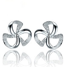 PATICO Sample Sundry Shape 925 Sterling Silver Stud Earrings For Women Piercing Jewelry Accessories Low Price High Grade Nice