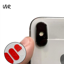 Buy UVR 3PCS iPhoneX Soft Camera Lens Tempered Glass Screen Protector Film Apple iPhone X 7 8 6 6S Plus Back Cover Lens Film for $1.34 in AliExpress store