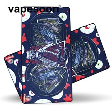 Buy VapeSoon Proof-oil Vape Mat 78.5*40 mm Electronic Cigarette Work Pad Atomizer Coil DIY work mat operation equipment mouse for $17.99 in AliExpress store
