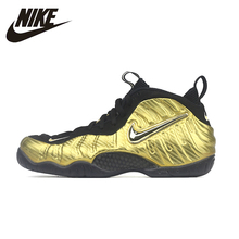 Nike Air Foamposite Pro Original Mens & Womens Basketball Shoes Stability Comfortable Hard Court Sneakers For Men & Women Shoes(China)
