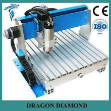 Mini CNC Router engraver machine Desktop  LZ-3040 High speed and good quality machine