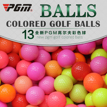 PGM golf ball multipule color new golf balls GOLF stock 5pcs/lot