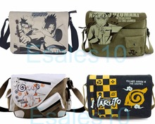 Anime Naruto Uzumaki Canvas Bag Messenger Shoulder Bag Sling Bag School Cosplay