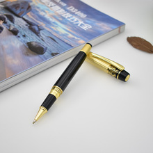 Original Brand 901 Metal Roller Pen Luxury Ballpoint Pen For Business Writing Office School Supplies Free Shipping 2505