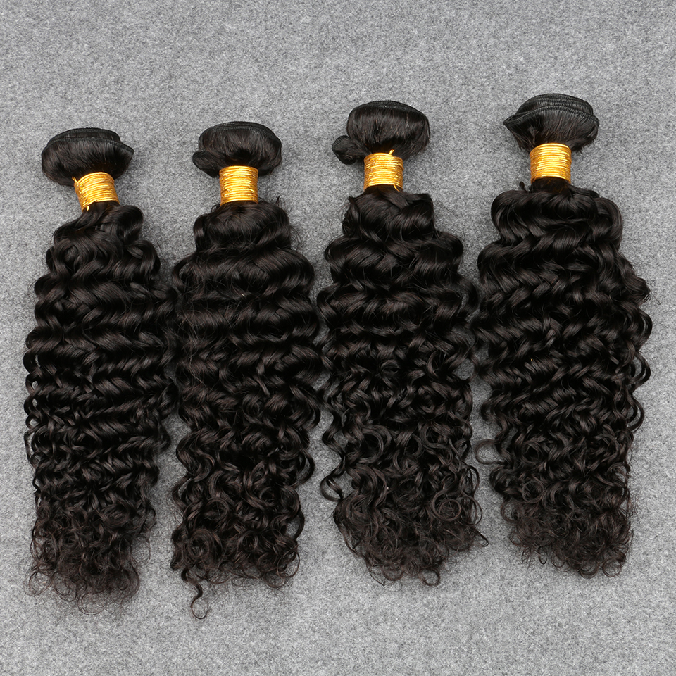 Slove Rosa Hair Cheap 7A Brazilian Deep Wave Curly Virgin Hair Weave 4 Bundles Unprocessed Virgin Brazilian Human Hair weave <br><br>Aliexpress