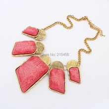 yiwu market jewelry, statement necklace jewelry international shipping(China)