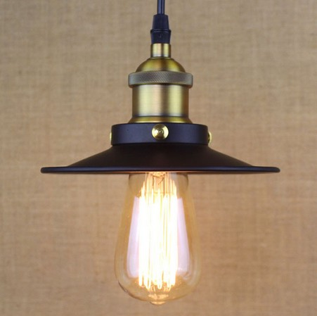 Loft Iron Art Droplight Industrial Vintage Lighting Pendant Light Fixtures For Dining Room Bar Hanging Lamp Lamparas Colgantes<br>